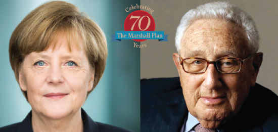 Merkel si Kissinger
